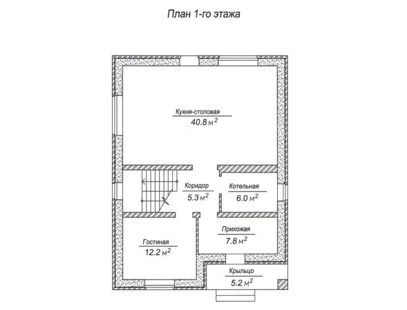 Рязань, Дядьково, 150 м2 1 этаж