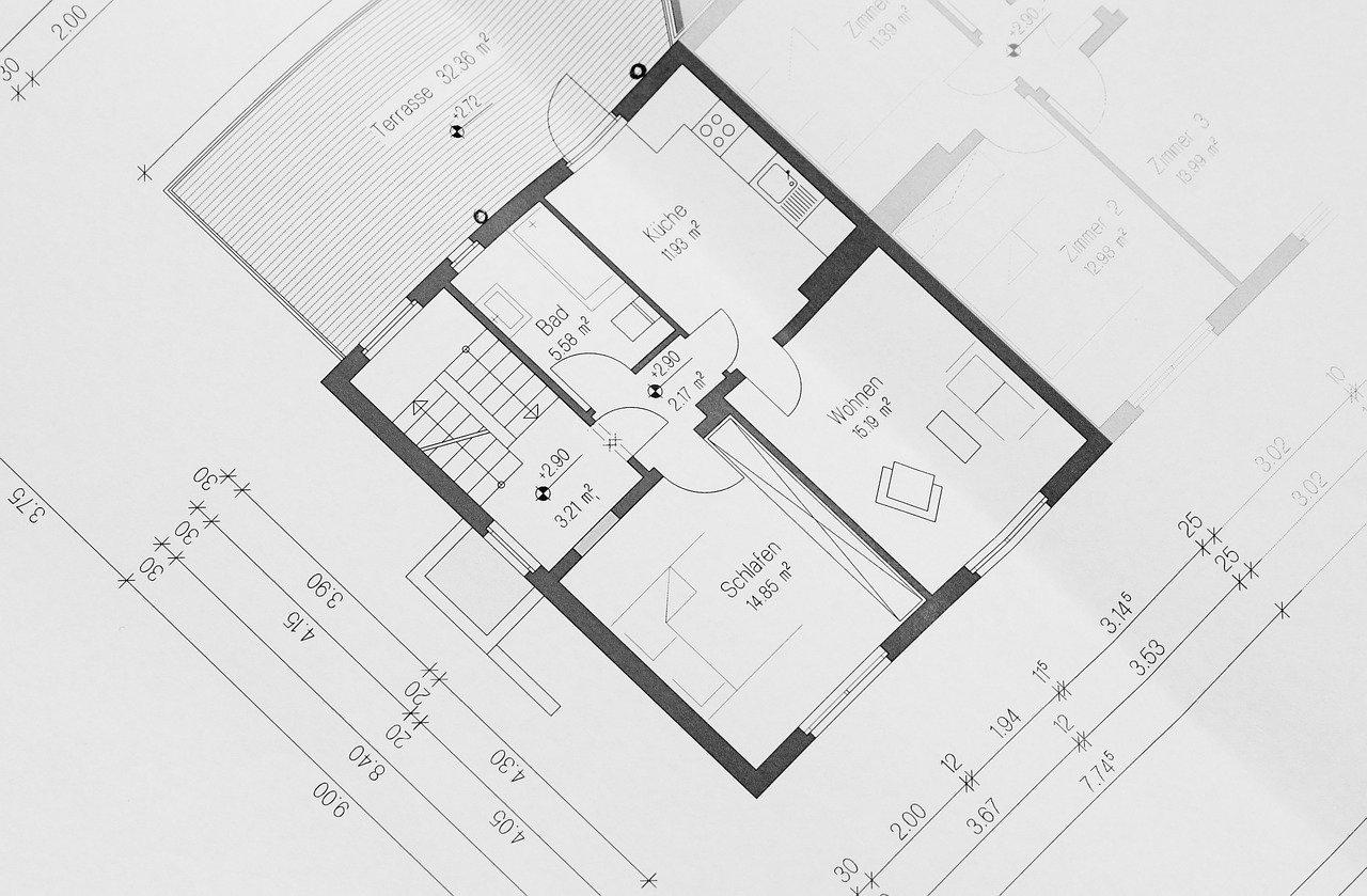 План строительства частного дома
